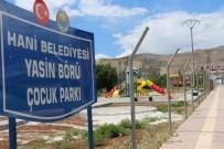 HAVAN MERMİSİ - Hani Belediyesi, Çocuk Parklarına Çocuk Şehitlerin İsmini Verdi