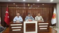 MEHMET METIN - İl Genel Meclisi Temmuz Ayı Toplantısı Başladı