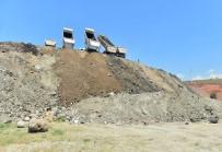 KENT ORMANI - İzmir'de Hafriyat Sahası Yeşil Alana Dönüştürülecek