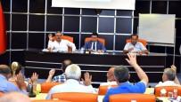 YEŞILAY CEMIYETI - Kepez Belediyesi Temmuz Ayı Meclis Toplantısı