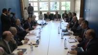 ABDURRAHMAN BULUT - Kıbrıs Konferansı 5'Li Toplantıyla Devam Ediyor