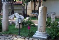 SANAT TARIHI - Konak Sütunlar Artık Müzede Sergileniyor