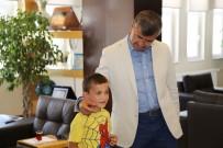 TEDAVİ SÜRECİ - Küçük Arda Niğde Belediyesi'nin Yardımıyla Sağlığına Kavuştu