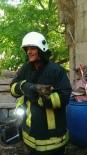 GESI - Kuyuya Düşen Kediyi İtfaiye Ekipleri Kurtardı