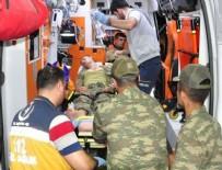 GIDA ZEHİRLENMESİ - Manisa'da 4 rütbeli askere tutuklama istemi