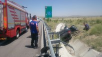 MUSTAFA TAŞKIN - Niğde'de trafik kazası: 4 yaralı