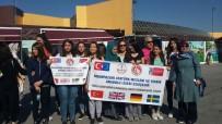 NORMAL DOĞUM - Odunpazarı Atatürk Mesleki Ve Teknik Anadolu Lisesi Öğrencileri İsveç'e Gitti