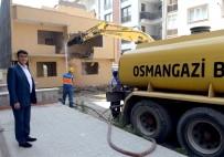 ÇıKMAZ SOKAK - Osmangazi'de Çıkmaz Sokaklar Tarih Oluyor