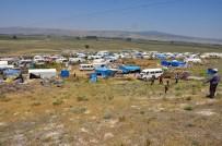 MEHMET ÇIFTÇI - Çadırlarda Geçen Hayatlar