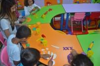 ÇOCUK GELİŞİMİ - Pıtırcık Oyun Evi Etkinlik Odasında Çocuklar İçin Yaz Kampanyası Yapıldı
