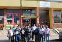 ESENTEPE - Polatlı Terminalinin Yıkım Kararına Protesto