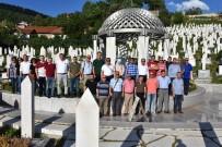 MURAT BAYBATUR - Şehzadeler'den Bosna'ya Kardeş Ziyareti