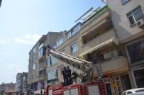 ŞİDDETLİ RÜZGAR - Sinop'ta Şiddetli Rüzgar