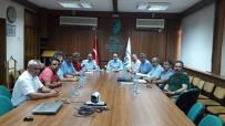 KOCABAŞ - Söke'nin Çiftçi Temsilcileri DSİ'ye Gitti