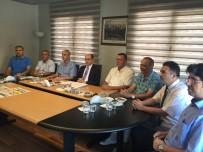 KUTLAY - Söke OSB Ve TARİŞ Arasında Yer Tahsis Sözleşmesi İmzalandı