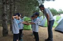 MAYıN TARLASı - Sultangazi İzci Kampı, Öğrencilere Kapılarını Açtı