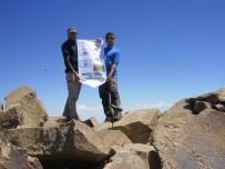 İSMAİL DEMİR - Süphan Dağına Zirve Tırmanışı