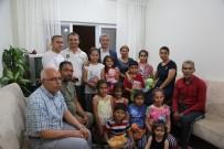 MAVIKENT - Tahmazoğlu Aile Ziyaretlerine Devam Ediyor