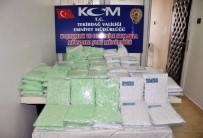 KAPAKLı - Tekirdağ'da Uyuşturucu Operasyonlarında Rekor Sayıda Gözaltı