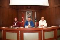 ATATÜRKÇÜ DÜŞÜNCE DERNEĞI - Temmuz Dönemi Meclis Toplantısı Yapıldı