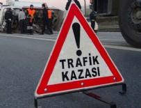 Trabzon'da zincirleme trafik kazası: 10 yaralı