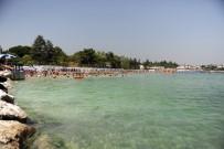 BALIK EKMEK - Tuzla Belediyesi Halk Plajı'nda Yeni Sezon Başladı