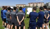 MUSTAFA ÖZER - UEFA Pro Lisans Kursu'nun İlk Etabı Başladı