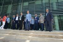 AHMET ALTIPARMAK - Vali Ahmet Altıparmak Denizli'den Ayrıldı