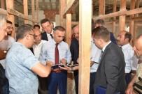 FATIH ÜRKMEZER - Vali Çeber Safranbolu'da İnceleme Ve Ziyaretlerde Bulundu