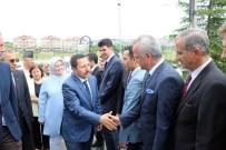 SAKARYA VALİSİ - Vali İrfan Balkanlıoğlu Göreve Başladı