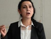 FİGEN YÜKSEKDAĞ - HDP'li Figen Yüksekdağ'ı 125 avukat savundu