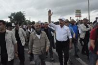 UĞUR DÜNDAR - Yürüyüşün 20. Günü Tamamlandı
