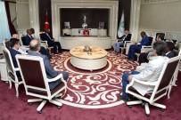 AFRİKALI - Zambia Büyükelçiliğinden Başkan Toru'ya Ziyaret
