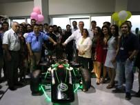 ELEKTRİKLİ OTOMOBİL - Adana'da Mühendislik Öğrencileri Elektrikli Araba Üretti