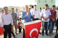 VATANA İHANET - AK Parti Genel Başkan Yardımcısı Ataş Tunceli'de