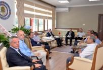 SERKAN YILDIRIM - AK Parti Heyetinden Vali Büyükakın'a Ziyaret