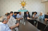 SELAHATTIN BEYRIBEY - AK Parti İl Başkanı Çalkın, Değerlendirmelerde Bulundu
