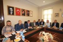 28 ŞUBAT - AK Parti İl Başkanı Revi Basınla Buluştu