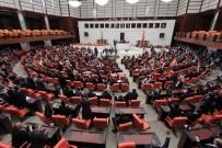 TÜZÜK DEĞİŞİKLİĞİ - AK Parti İle MHP Arasındaki İç Tüzük Görüşmeleri Başladı
