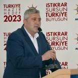 İL BAŞKANLARI - AK Parti Uşak'ta Kongre Süreci Başlıyor