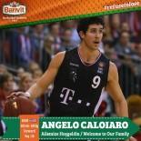 EUROPE - Angelo Caloiaro Banvit'te