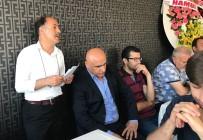 İSMAIL ÇIÇEK - Ankara Hakkarililer Derneği Açıldı