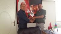 Asimder Başkanı Gülbey İş Adamı Yavcin'i Ziyaret Etti
