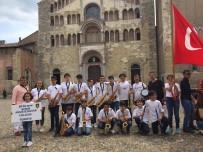 SELANIK - Aydın Özel Başak Koleji B-Brass Avrupa Turnesini Tamamladı