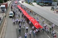 KARTAL BELEDİYE BAŞKANI - Başkan Altınok Öz, 'Adalet Yürüşü'nün 21'İnci Gününde