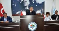 ATATÜRK KÜLTÜR MERKEZI - Başkan Uysal Açıklaması 'Laf Yerine İş Üretiyoruz'