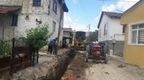 GAZİ MAHALLESİ - Bayırköy'de Alt Yapı Çalışmaları Devam Ediyor