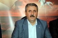 ÜLKÜCÜLER - BBP'den Kılıçdaroğlu'na 'Yürüyüşü Sonlandırsın' Çağrısı