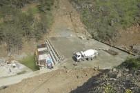 Bölge Müdürü Umucu, Obrucak Barajında İncelemelerde Bulundu