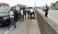 BOMBA İMHA UZMANI - CHP'nin Yürüyüşüne Saldırı Hazırlığındaki DEAŞ'lının Yakalanma Anı Kameraya Yansıdı